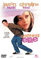 Anything Else - Norwegian DVD cover (xs thumbnail)