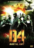 D4 - French DVD cover (xs thumbnail)