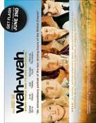 Wah-Wah - British Movie Poster (xs thumbnail)