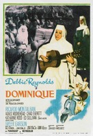 The Singing Nun - Spanish Movie Poster (xs thumbnail)