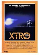Xtro - Spanish Movie Poster (xs thumbnail)