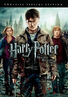 Harry Potter and the Deathly Hallows: Part II - DVD movie cover (xs thumbnail)