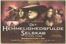 The League of Extraordinary Gentlemen - Danish Movie Poster (xs thumbnail)