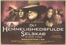 The League of Extraordinary Gentlemen - Danish Movie Poster (xs thumbnail)