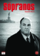 """The Sopranos"" - Danish Movie Cover (xs thumbnail)"