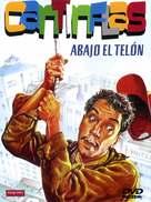 Abajo el telón - Spanish Movie Cover (xs thumbnail)