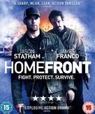 Homefront - British Blu-Ray cover (xs thumbnail)