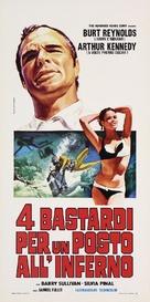 Shark! - Italian Movie Poster (xs thumbnail)