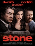 Stone - French Movie Poster (xs thumbnail)