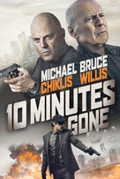 10 Minutes Gone - German Movie Cover (xs thumbnail)