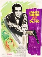 Dr. No - French Movie Poster (xs thumbnail)