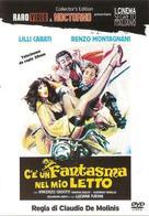 C'è un fantasma nel mio letto - Italian DVD movie cover (xs thumbnail)