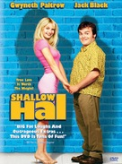 Shallow Hal - DVD cover (xs thumbnail)