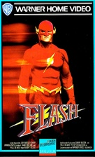 """The Flash"" - German VHS movie cover (xs thumbnail)"