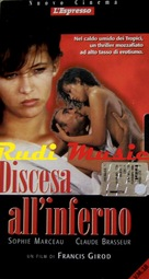 Descente aux enfers - Italian VHS cover (xs thumbnail)