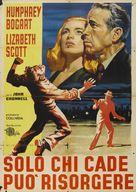 Dead Reckoning - Italian Movie Poster (xs thumbnail)