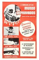 Mundo depravados - Movie Poster (xs thumbnail)