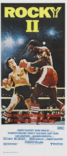 Rocky II - Australian Movie Poster (xs thumbnail)