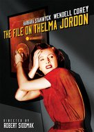 The File on Thelma Jordon - DVD cover (xs thumbnail)