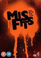 """Misfits"" - British DVD cover (xs thumbnail)"