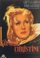 Queen Christina - German Movie Poster (xs thumbnail)