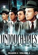"""The Untouchables"" - DVD cover (xs thumbnail)"