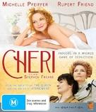 Cheri - Australian Blu-Ray cover (xs thumbnail)