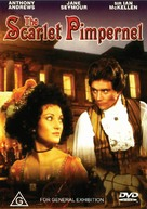 The Scarlet Pimpernel - Australian Movie Cover (xs thumbnail)