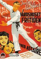 Holiday Inn - Swedish Movie Poster (xs thumbnail)