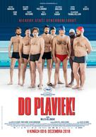 Le grand bain - Slovak Movie Poster (xs thumbnail)