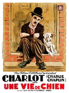 A Dog's Life - French Movie Poster (xs thumbnail)