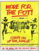 Carry on Up the Jungle - British Movie Poster (xs thumbnail)