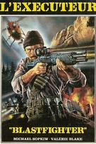 Blastfighter - French DVD cover (xs thumbnail)