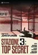 The Satan Bug - Italian DVD movie cover (xs thumbnail)