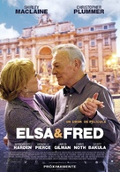 Elsa & Fred - Argentinian Movie Poster (xs thumbnail)