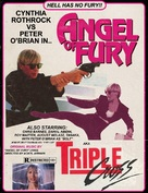 Angel of Fury - Movie Poster (xs thumbnail)