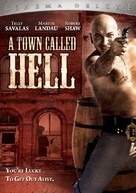 A Town Called Hell - DVD cover (xs thumbnail)
