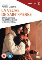 La veuve de Saint-Pierre - British Movie Cover (xs thumbnail)