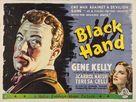 Black Hand - British Movie Poster (xs thumbnail)