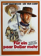 Per qualche dollaro in più - German Movie Poster (xs thumbnail)