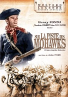 Drums Along the Mohawk - French DVD cover (xs thumbnail)