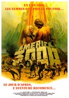 America 3000 - French Movie Poster (xs thumbnail)