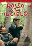 Rosso come il cielo - Italian Movie Poster (xs thumbnail)