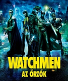 Watchmen - Hungarian Movie Cover (xs thumbnail)