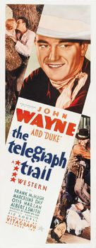 The Telegraph Trail - Movie Poster (xs thumbnail)