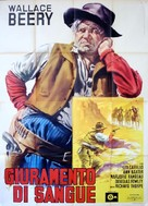 20 Mule Team - Italian Movie Poster (xs thumbnail)