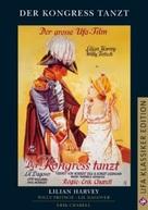 Der Kongreß tanzt - German DVD movie cover (xs thumbnail)