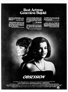 Obsession - Movie Poster (xs thumbnail)