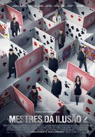 Now You See Me 2 - Portuguese Movie Poster (xs thumbnail)