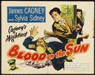 Blood on the Sun - Movie Poster (xs thumbnail)
